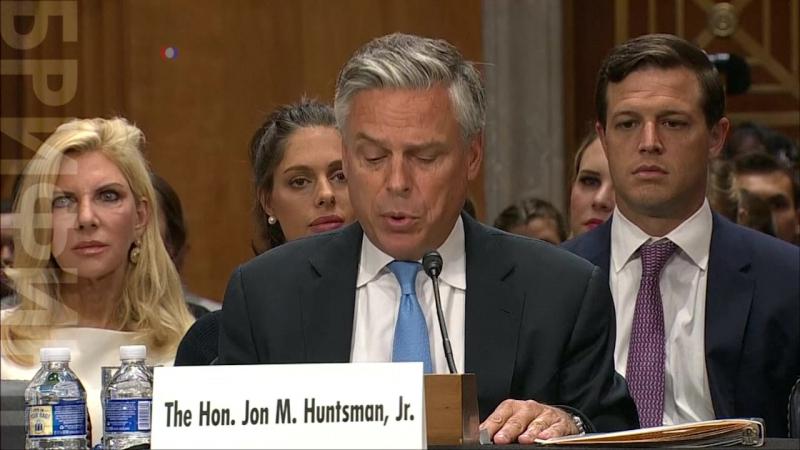 Джон Хантсман – возможный посол США в России