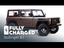 Bollinger B1 100 electric sport utility truck | Fully Charged
