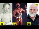 Macho Man Randy Savage - From 3 to 58 Years Old - Randy Savage Tribute
