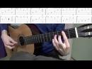Rolf Lovland - Song from a Secret Garden - Гитара ( табы)