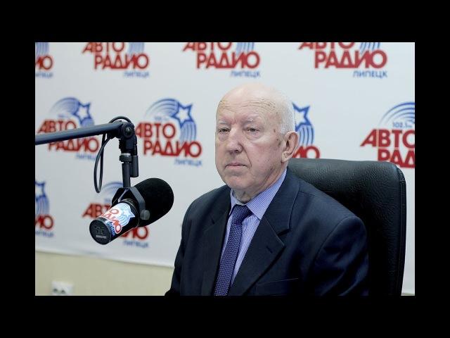 Виталий Шикин в программе Автофорум на Авторадио Липецк. 19 февраля 2018.