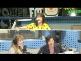 180416 Wendy (Red Velvet) & Eric Nam @ SBS Power FM Lee Gook Joos Young Street