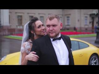 Свадебный клип невероятно красивой пары Ярослава и Наталии