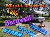 Camping At Lake Bardwell, Ennis TX A Very Windy Day At Mott Park