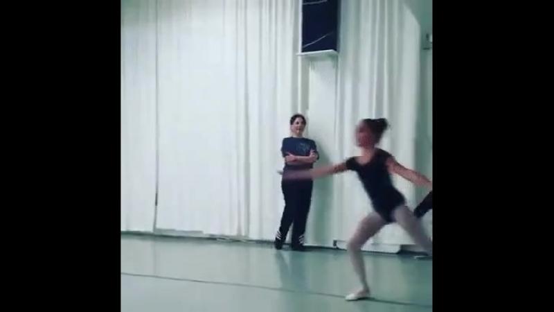 День отца в школе танцев