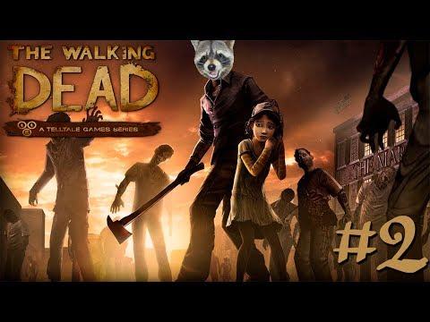 ВЫЖИТЬ ЛЮБОЙ ЦЕНОЙ l The Walking Dead [Season 1] [Episode 2] 2