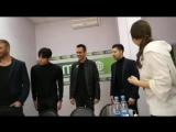 В редакции газеты Metro-Москва участники шоу THE ILLUSIONISTS 2.0