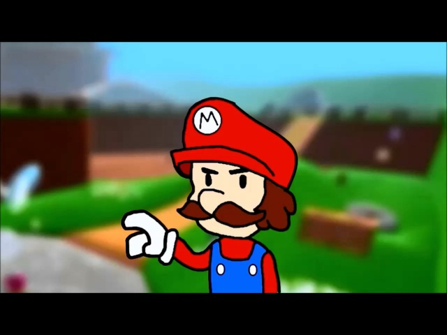 Ты не король! [Mario 64]