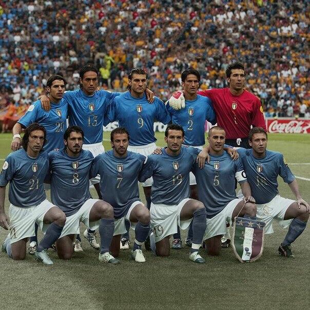 состав сборной италии 1991