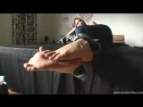 Mistress Maria Foot worship Femdom Foot fetish Фут-фетиш serbian feet #mistress #heels #toe #heels