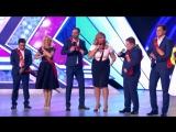 4 татарина - Приветствие (КВН Высшая лига 2017. Встреча выпускников)