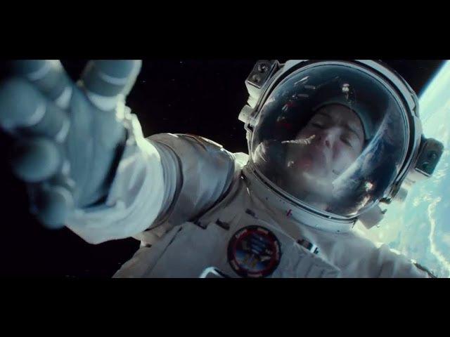 Смотреть «Гравитация» 2013 / Мистика в космосе / Загдочный фантастический проект / ...