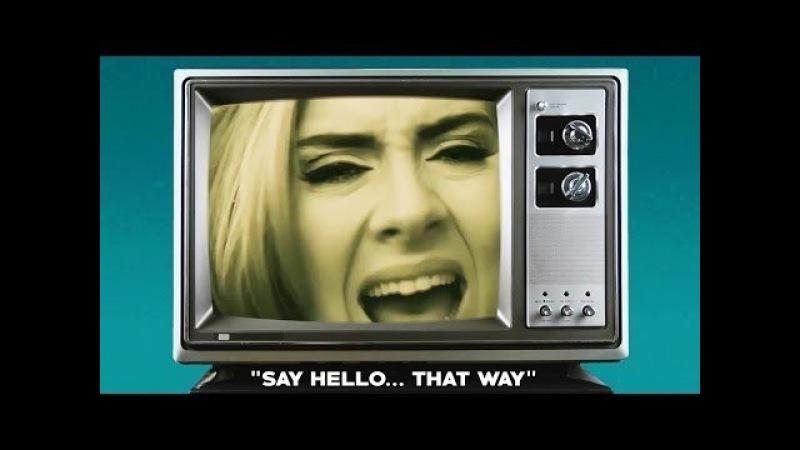 Adele / Backstreet Boys / Jay Z / Jessie J – SAY HELLO THAT WAY (Mashup)