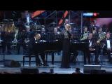 Анжелика  Варум исполняет красивое симфоничное произведение (Новая  волна-2016г)  Живое  звучание