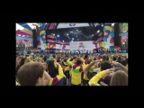 Ленинградцы на Всемирном фестивале молодёжи и студентов
