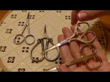 Ножнички для хардангера