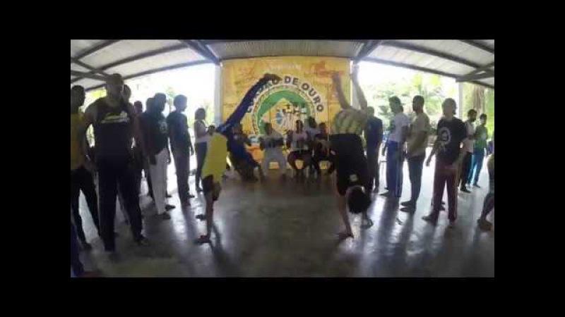 Capoeirando 2018. Roda do Mestre Canguru. Parte 4