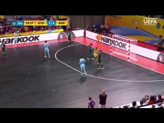 Os melhores golos da UEFA Futsal Cup