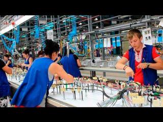 Работа в Чехии на заводе авто деталей
