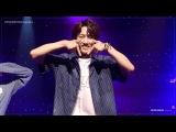 170722 OPEN YOUR IZ contact.2 아이즈 현준 직캠 (iz hyunjun focus) - TT dance
