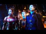Мстители 3: Война Бесконечности — трейлер 2  ( 2018)