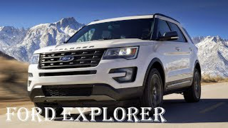 FORD Explorer Sport Trac 2017 Off Road - Interior, Engine, Exhaust - Specs Review | Auto Highlights