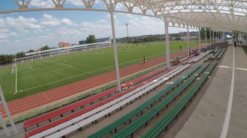 Футбол Лениногорск - Заинск