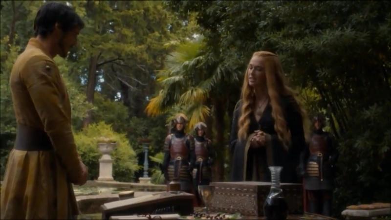 Cersei Lannister __ Mad Hatter