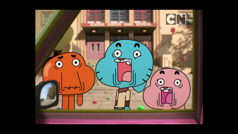 S04E01 The Amazing World of Gumball - The Return