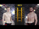 Michal Wienchek vs. Husein Kushagov