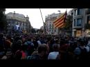 Contra las detenciones políticas de cargos públicos de la Generalitat de Catalunya