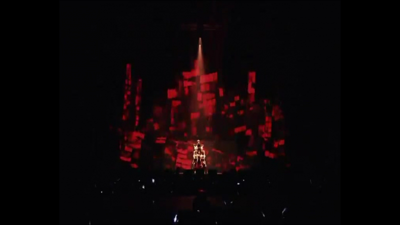 JIN AKANISHI (赤西仁) - LIVE TOUR 2016 ~Audio Fashion Special / Mami Loca Tell me where