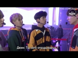 [BANGTAN BOMB] BTS - DNA COMEBACK SHOW [Behind the stage of '고민보다Go' ] рус.саб