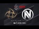 NiP vs Team EnVyUs - ELEAGUE Premier 2017 - map3 - de_nuke [ceh9, MintGod]