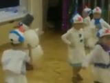 Когда у всех дети как дети, а твой веселый снеговик!!!?