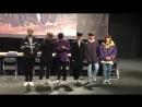 [FANCAM:FANEVENT] 171224 Фан-сайн в честь выхода 8-го сингл-альбома B.A.P «EGO» в Чхондаме
