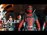 Deadpool 2 Official Teaser Trailer #4 (2018) [NR]