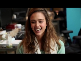 Jessica Alba And Christopher Gavigan  An Exclusive Behind-The-Scenes Interview At The Honest Company