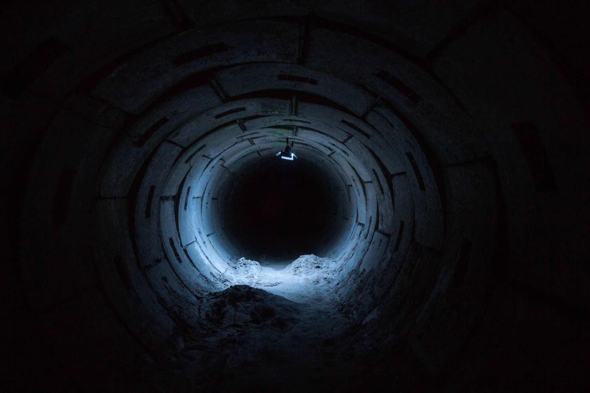 Подземелья под центром столицы