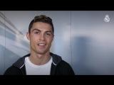 Роналду попросил фанатов
