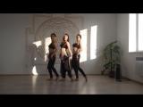DARK HORSE Tribal fusion dance school Body Wave