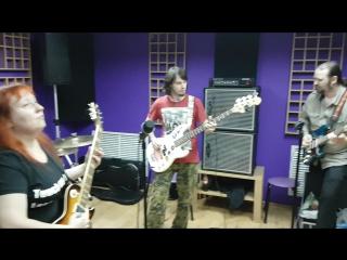 Stargazer_rehearsal video - Holy Dragons and Johnnie Gazz