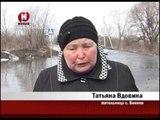 В Бокино заросшая река вышла из берегов НВ - Тамбов