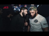 Post-fight interview: Baysangur Vakhitov