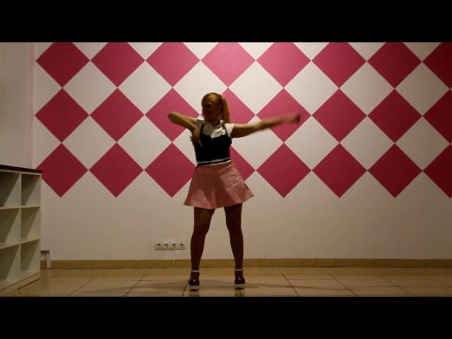 AKB48 - High Tension ハイテンション full ver dance cover by MinA