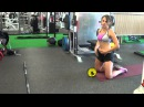 How to do AB ROLLOUTS (aka: evil wheels!) ONE OF THE BEST CORE EXERCISES EVER!
