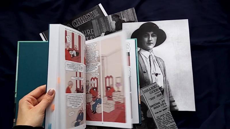 Агата Кристи. История жизни королевы детектива (комикс)