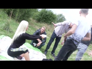 Legal porno [gangbang, anal, big ass, dp, gonzo, blonde, big tits, групповуха, blowjob, pov, all sex, blanche bradburry]
