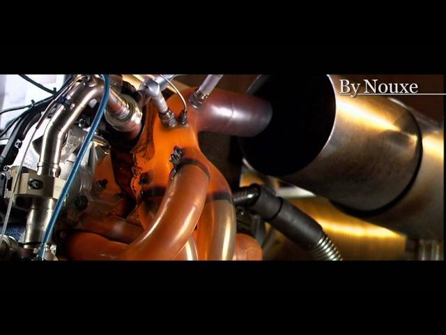 PURE SOUND F1 ENGINE V8 RENAULT End of an era 2006 2013