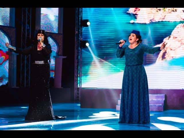 Canlı ses 2016 Final Asiye Saale ve Safiye Denişayeva Güzel Qırım